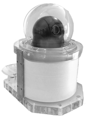 Underwater video camera OPT-06HDA