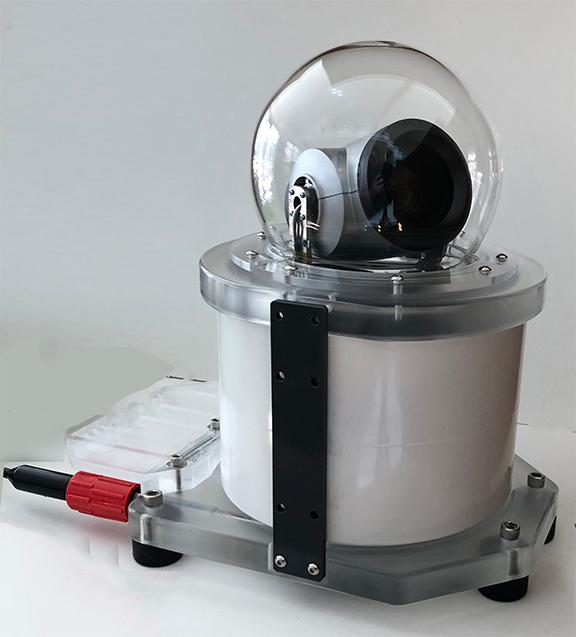 Underwater video camera OPT-06UHD
