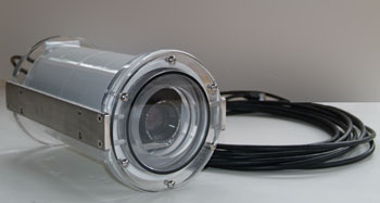 Underwater video camera OPT-12HD
